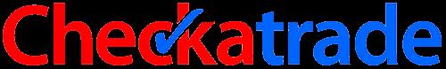 checkatrade logo inline on transparent background