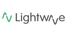 Lightwave logo on white background